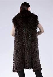 Image result for raccoon vest Fur Coat, Vest, Jackets, Image, Ideas, Fashion, Down Jackets, Moda, La Mode