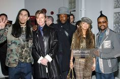 David Bowie with The Black Eyed Peas