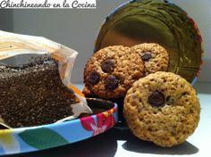 Deliciosas mini-magdalenas con semillas de chía, os atrevéis!!!!!!!!!!!!!!!!!!