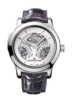 Jaeger Le Coultre Platinum Master Minute Repeater at London Jewelers!