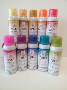 Design Master TintIT Multi-Use Spray Paint | FaveCrafts.com