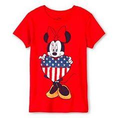 Girls' Disney Minnie T-Shirt : Target