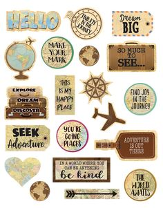 Stickers are great for rewards, encouragement, prizes, arts and crafts, incentive charts and more. Stickers are acid-free and lignin-free. Each pack includes 120 stickers. Homemade Stickers, Diy Stickers, Laptop Stickers, Sticker Ideas, Kawaii Stickers, Journal Stickers, Printable Planner Stickers, Scrapbook Stickers, Printable Scrapbook Paper