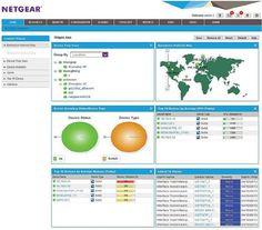 Netgear ProSAFE NMS300 Management System
