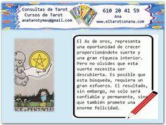 Los Menores del Tarot: AS DE OROS