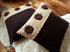 . Crochet Cord, Crochet Fabric, Crochet Quilt, Crochet Cushions, Crochet Motif, Crochet Crafts, Crochet Doilies, Crochet Projects, Free Crochet