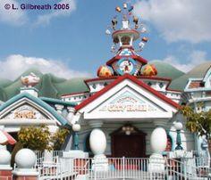 Toontown -- Disneyland