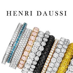 Henri Daussi AMGS | Haltom's Fine Jewelers