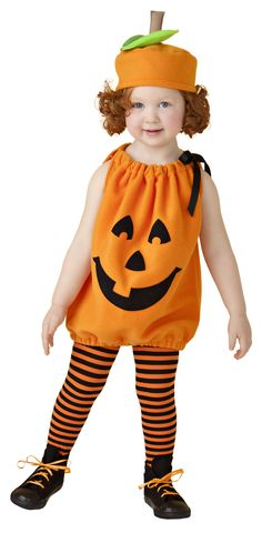 Image detail for -Pumpkin costume pattern  sc 1 st  Pinterest & Easy Halloween Pumpkin Costume Sewing Project - Sew Whatu0027s New ...