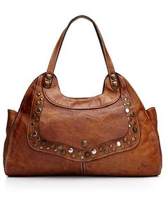Patricia Nash Vintage Washed Ergo Satchel