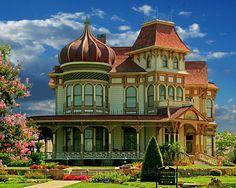 morey mansion -redlands