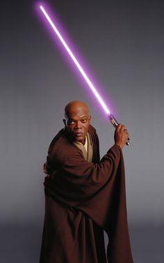 Samuel L Jackson for Star Wars