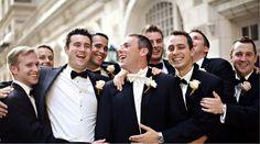 Photo: Kimberly Chau Photography #groom #groomsmen #wedding
