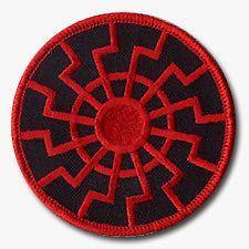 Black Sun Occult Rune Patch | eBay