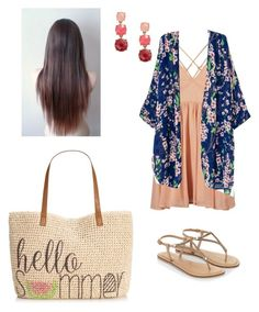 """""""Spring to Summer"""" by savvy-style13 on Polyvore featuring Accessorize, Kate Spade and Style & Co."""