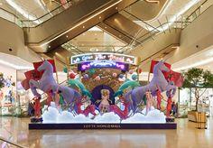 OPEN YOUR DREAMS - lotte mall seoul - StudioXAG