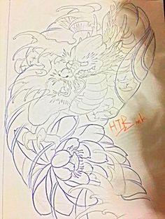 tattoo japan dragon - Поиск в Google