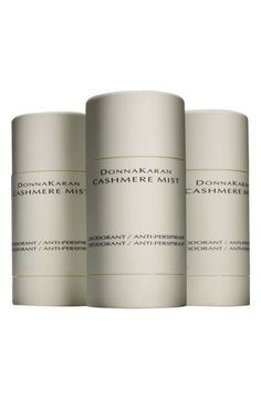 Donna Karan 'Cashmere Mist' Deodorant Trio (Nordstrom Exclusive) ($57 Value) available at #Nordstrom