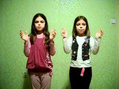 BIM BAM-serbian hand song