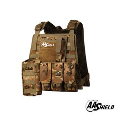 Security & Protection Humorous Aa Shield Molle Hunting Plates Carrier Mbav Style Military Tactical Vest Workplace Safety Supplies 3 Sand