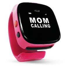 FiLIP - smartphone watch that allows child to make calls to five people, read but not send text messages to those five people, and parents have gps location on them.