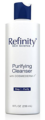 Refinity Skin Science Purifying Cleanser 8 oz * Click image for more details. Acid Base, Lactic Acid, Cleansers, Face Cleanser, Best Face Products, Read More, Anti Aging, Image Link, Fragrance