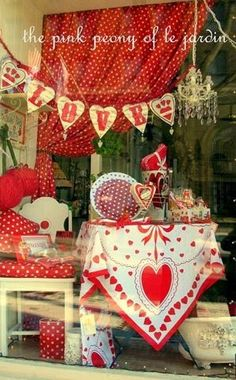 Window displays to me tells you about the store before entering. Unique and colorful displays can attract any one's attention, which is th...