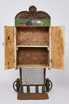 Painterly Cabinet - anthropologie.com