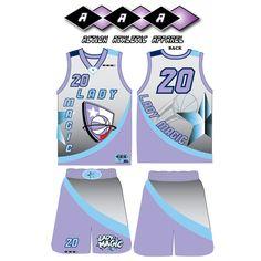 Custom Colors, Custom Logos utilizing Wrap Around Designs. Sports Jersey Design, Basketball Uniforms, Custom Logos, Sport Outfits, Air Max, Nba, Nike Shoes, Custom Design, Sporty
