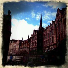 Edinburgh Haymarket