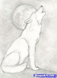 У меня мало друзей потому что не у всех хороший вкус 3d Drawings, Animal Drawings, Pencil Drawings, Online Drawing, Wolf Howling, Dog Illustration, Drawing Projects, Step By Step Drawing, Drawing Techniques