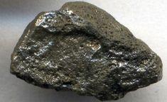 Rough black diamond