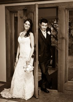 Stacy & Michael's wedding / Smith Photography / Venue: Kindred Oaks