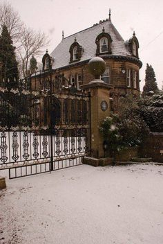 Ornate house at Darley Dale. Darley Dale, also known simply as Darley, is a town in Derbyshire, England.
