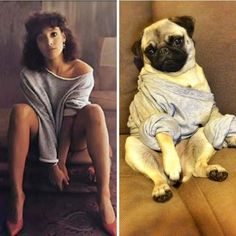 Flashdance | 22 Creative Halloween Costume Ideas For '80s Girls