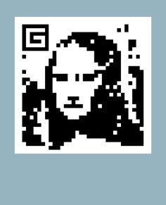 QR Code art, Grégoire GUILLEMIN