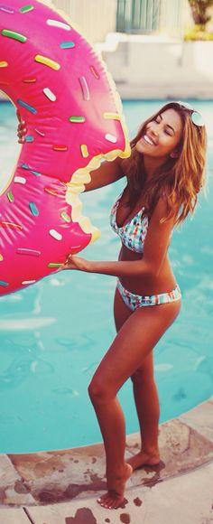 A Bikini A Day // Spring Break Style
