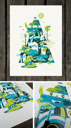 $15 Patswerk the illustration duo based in the netherlands