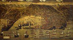Esta foto demuestra un mapa de la República de Génova, que es donde nació Cristóbal. - 2
