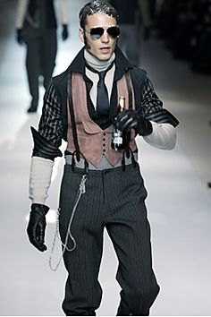 jean paul gaultier menswear - Google Search