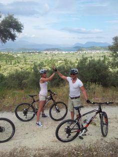 ... and honeymooners. Lefkas, Greece. www.getactivelefkas.com