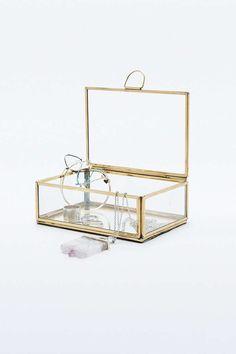 schmuckk stchen aus glas design pinterest glas. Black Bedroom Furniture Sets. Home Design Ideas