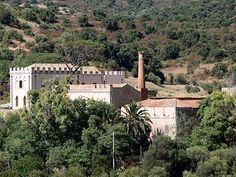 IGLESIAS (castello di San Guantino o di Salvaterra)