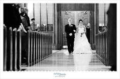 Megan and Robert's Wedding Ceremony at St. Ignatius of Antioch in Cleveland.