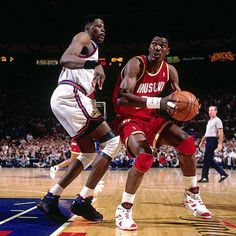 529fe3a29 two of the greatest centers in the NBA ever  Olajuwon vs Ewing