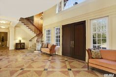 Town & Country Real Estate - Quogue #TownandCountry #Flooring #HomeDecor
