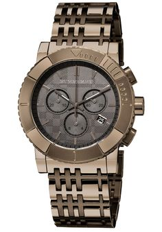 Price:$534.47 #watches Burberry BU2305, Burberry is a British luxury fashion house, manufacturing clothing, fragrance, and fashion accessories. Its distinctive tartan pattern, a type of plaid pattern, has become one of its most widely mimicked trademarks. Burberry was founded in 1856 by 21-year-old Thomas Burberry. It was not until 1967 that the Burberry Check, now a registered trademark, was widely used on its own for items including umbrellas, scarves, luggage, and more recently watches.