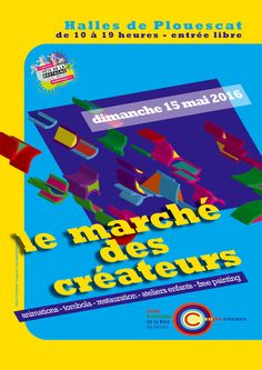 Marché des créateurs de Plouescat #fetebretagne2016