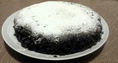 Torta vegana cioccolato e pistacchi