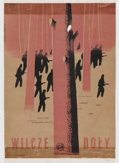 Wojciech Zamecznik was a 20th century Polish poster designer, photographer and architect, best known for his poster design. Having been a prisoner at Birkenau, many of his posters took on a pointed social aspect. Zamecznik forged his own unique style—a mash up of Bauhaus, constructivism and his own brand of asceticism.